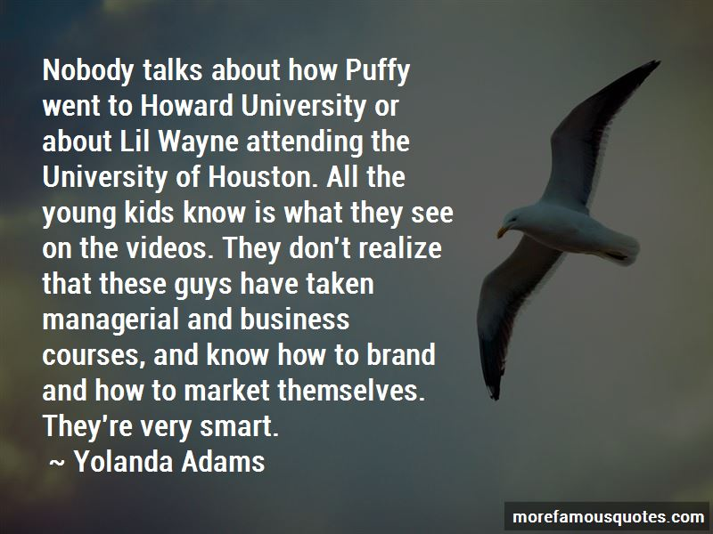 Quotes About Howard University