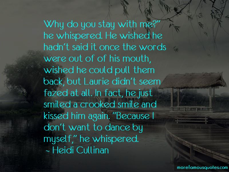 I Smile Because Of You Quotes Pictures 2