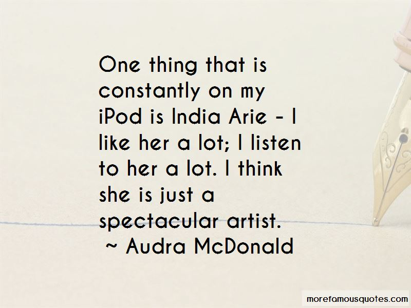 Quotes About India Arie