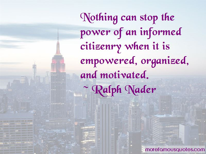 Informed Citizenry Quotes Pictures 3