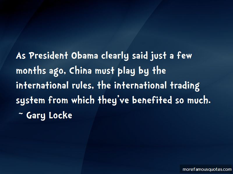Quotes About International Trading