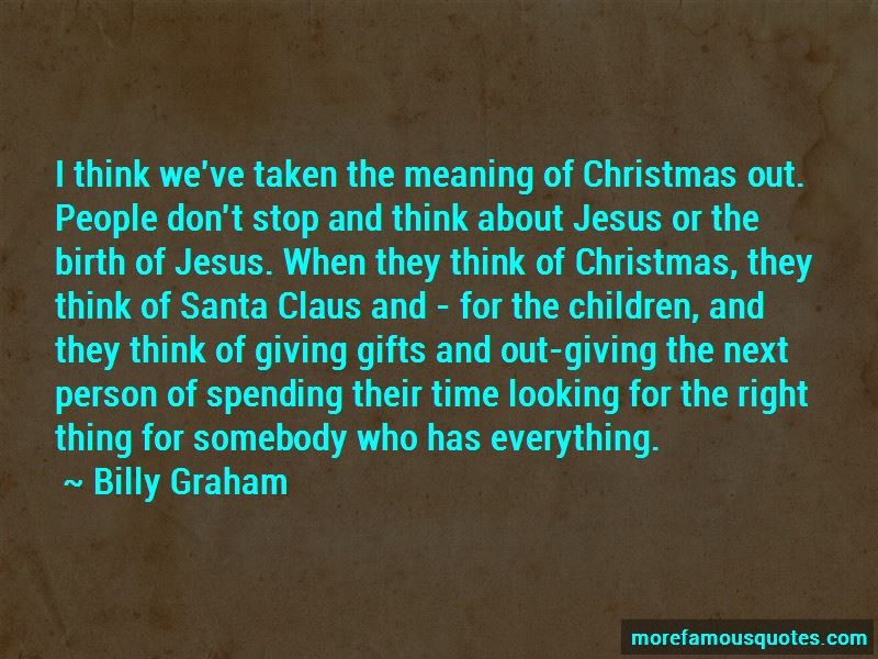 Quotes About Jesus At Christmas Time