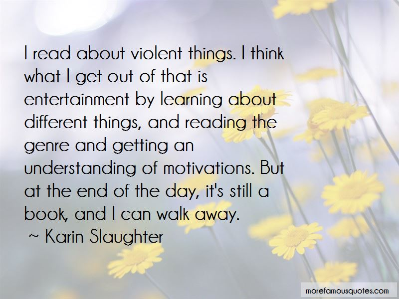 Quotes About Learning To Walk Away