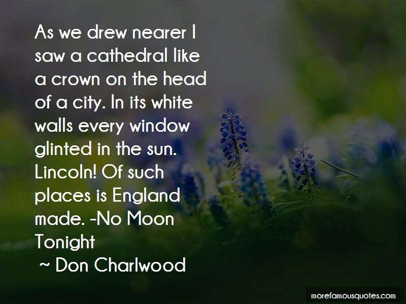 Quotes About Lincoln Cathedral