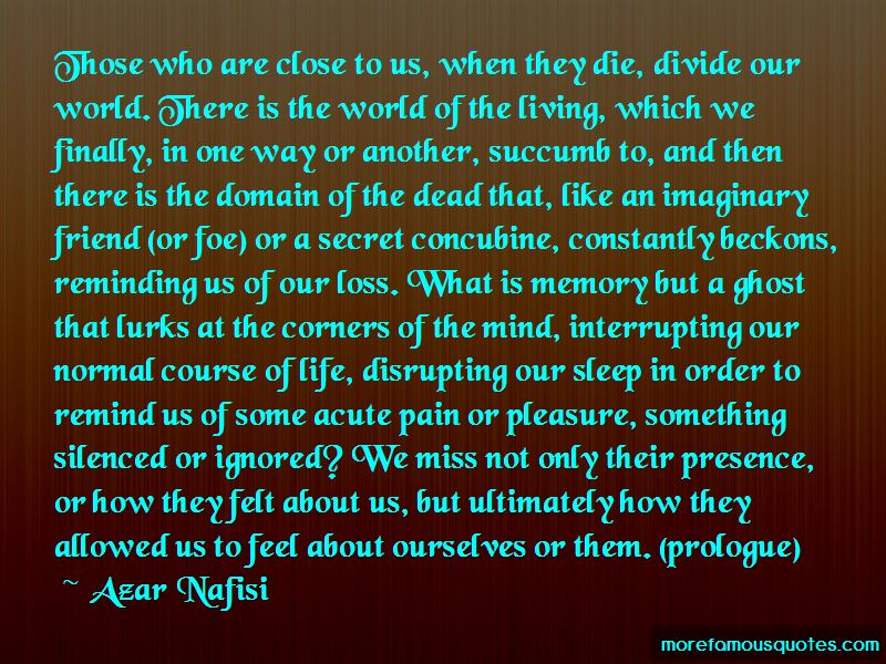 Quotes About Living In An Imaginary World