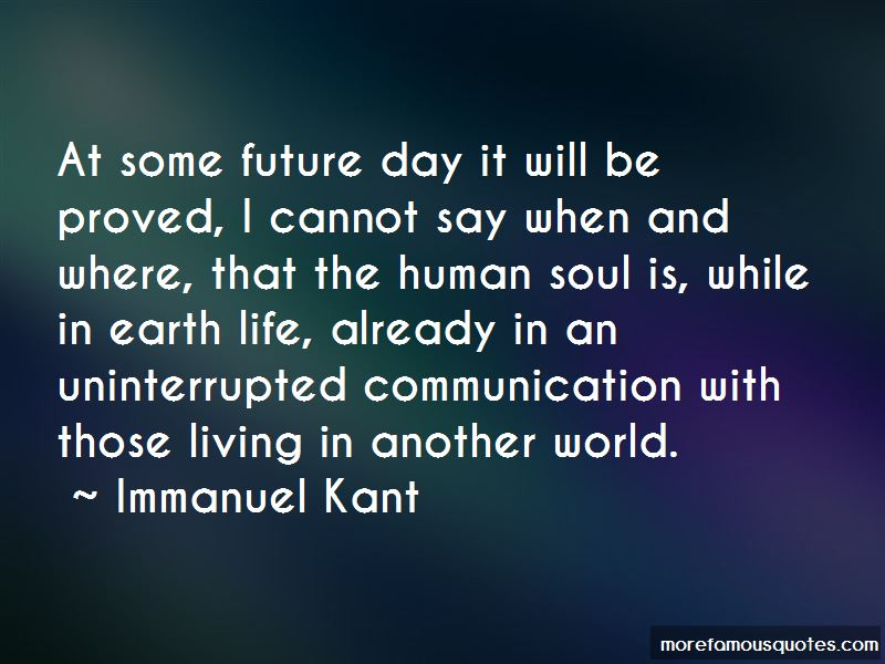 Quotes About Living In Another World