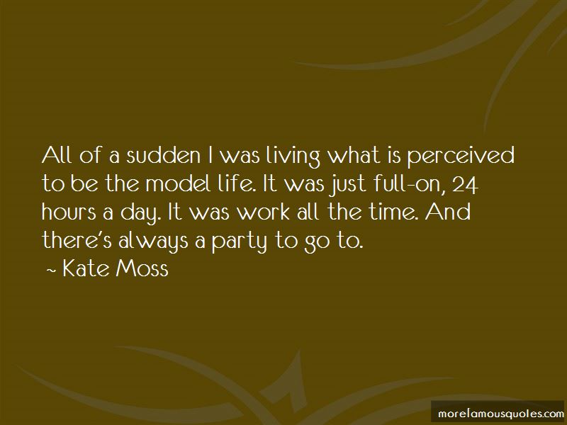 Quotes About Living The Party Life