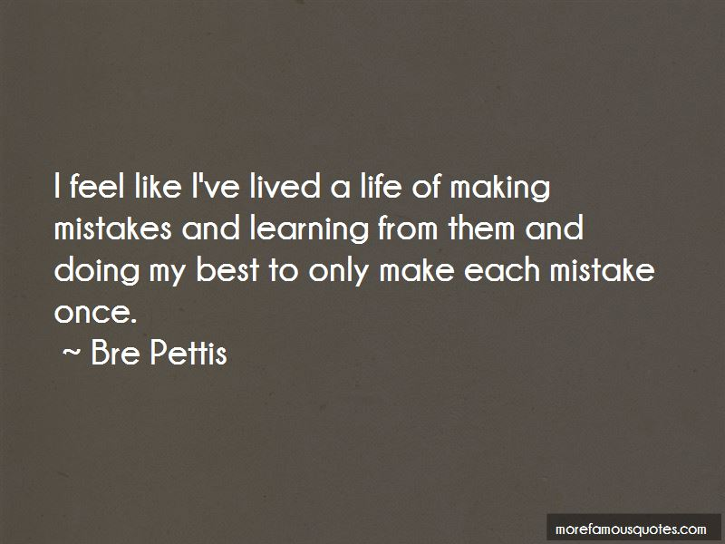 Quotes About Making Mistakes And Learning From Them