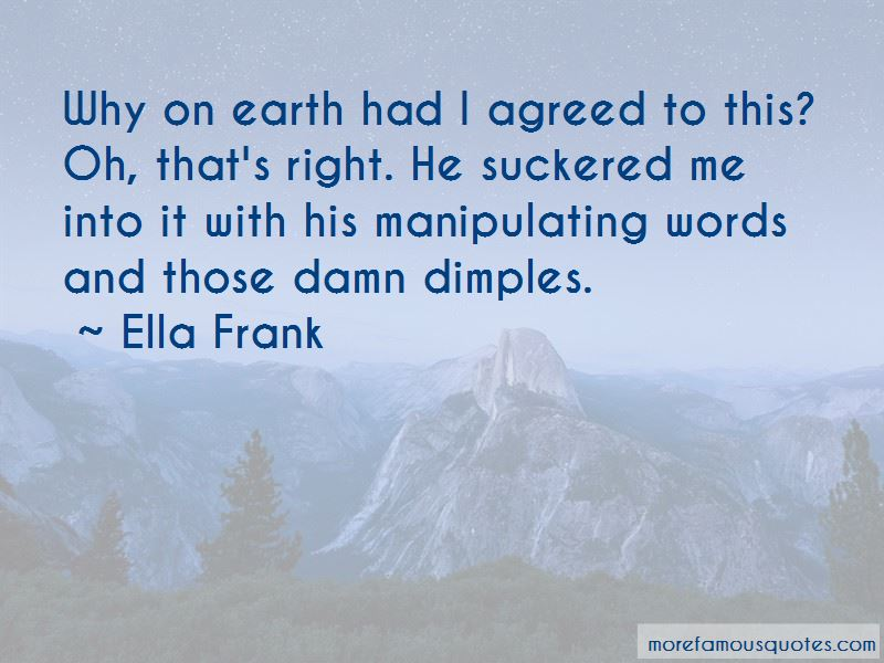Quotes About Manipulating Words