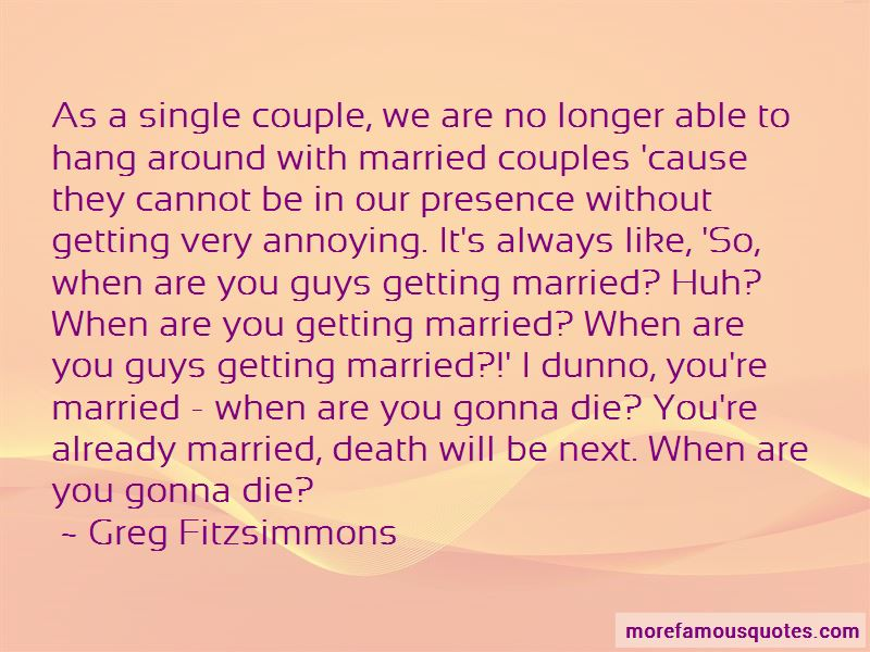 Quotes About Married Couples