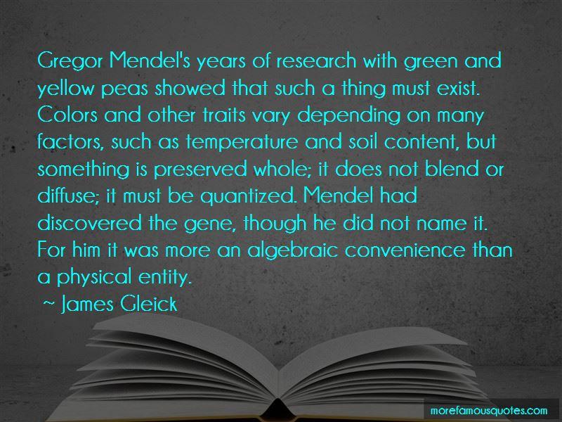 Mendel Quotes Pictures 3
