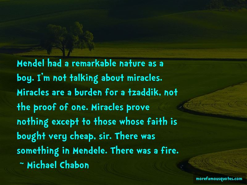Quotes About Mendel
