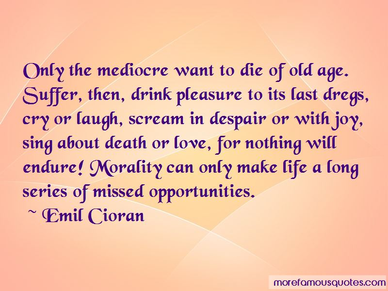 Quotes About Missed Opportunities In Love: top 11 Missed