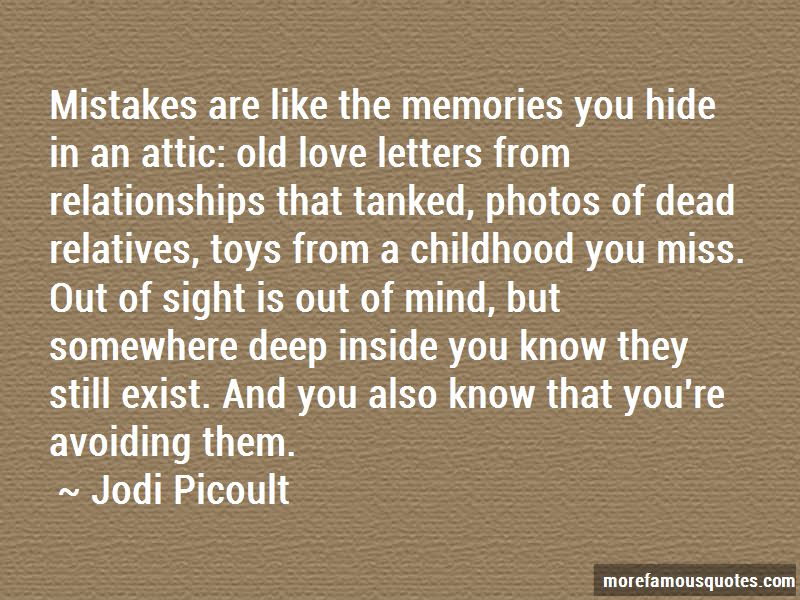 Mistakes And Relationships Quotes Pictures 4