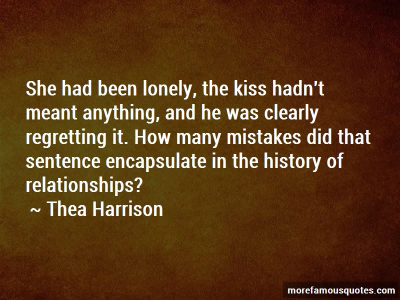 Quotes About Mistakes And Relationships