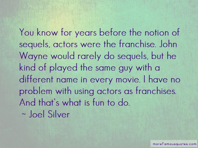 Movie Sequels Quotes Pictures 2