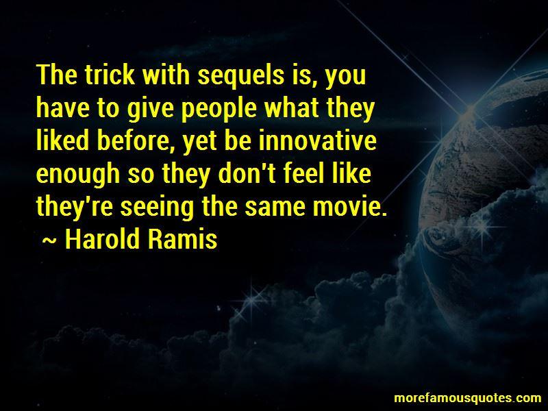 Movie Sequels Quotes Pictures 3