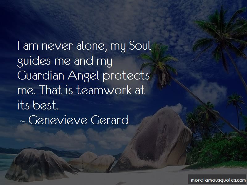 My Guardian Angel Quotes Pictures 2