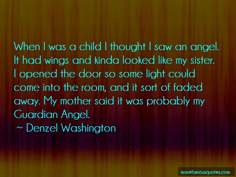 Quotes About My Guardian Angel