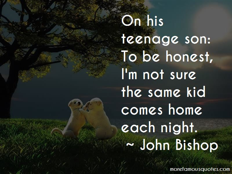 My Teenage Son Quotes Pictures 4