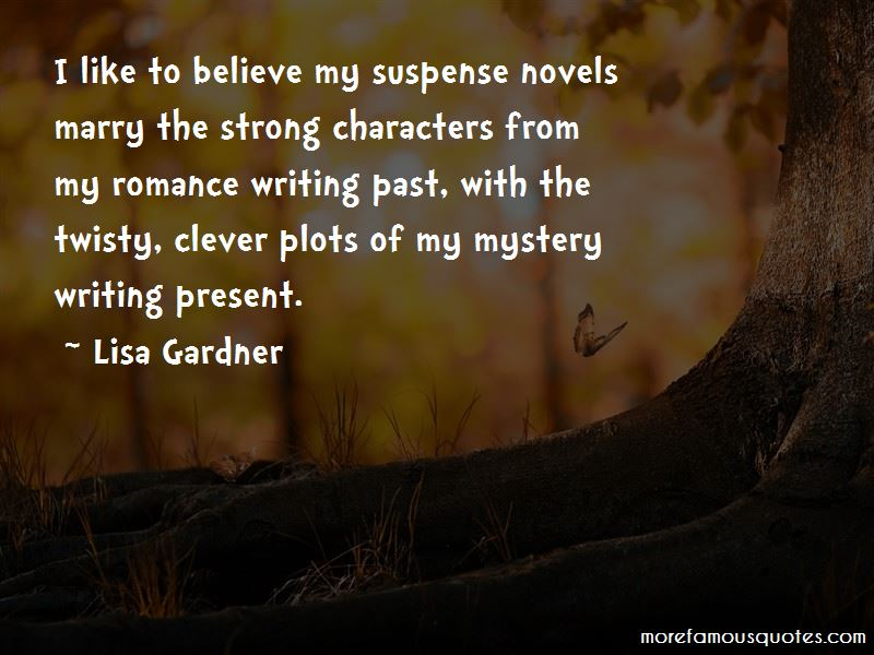 Mystery Writing Quotes Pictures 2