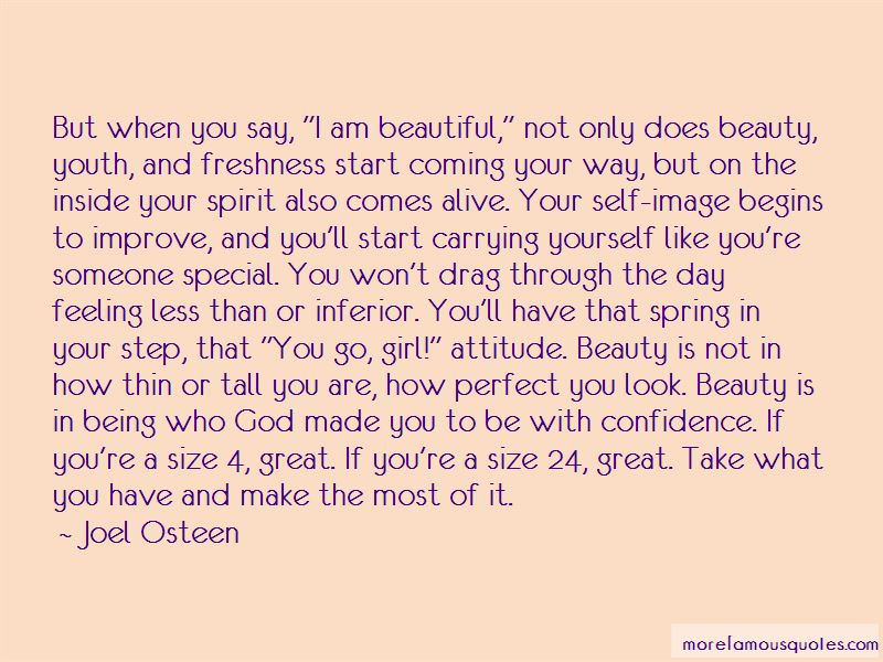 Quotes About Not Being The Most Beautiful Girl