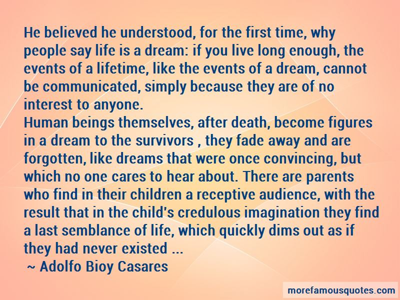 Quotes About Once In A Lifetime Events