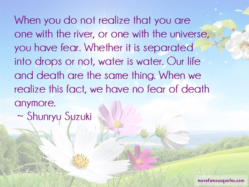 Quotes About One With The Universe