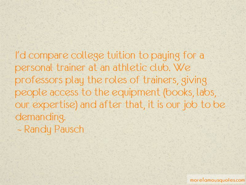 Quotes About Personal Trainer