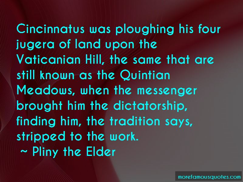 Quotes About Ploughing