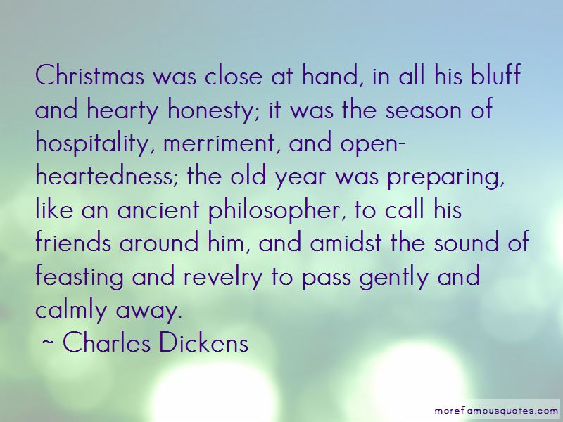 Preparing For Christmas Quotes Pictures 3