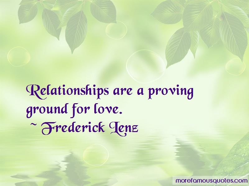 Quotes About Proving My Love
