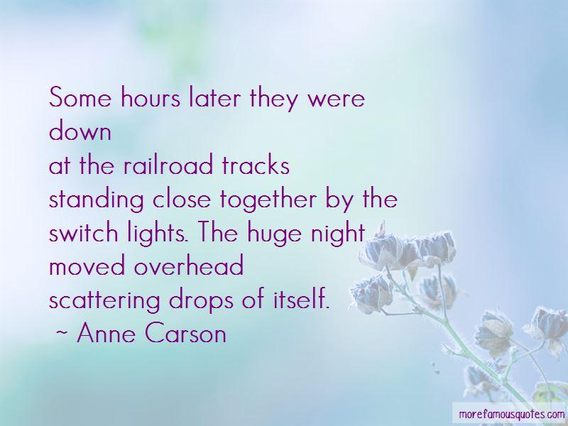Railroad Tracks Quotes Pictures 2