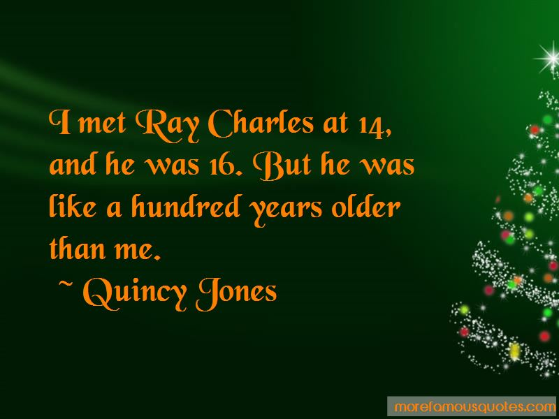 Quotes About Ray Charles