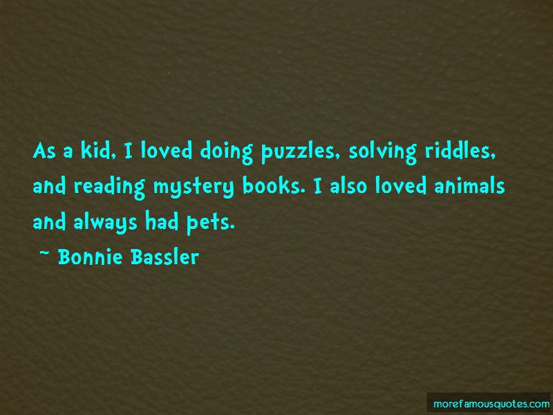 Quotes About Reading Mystery Books