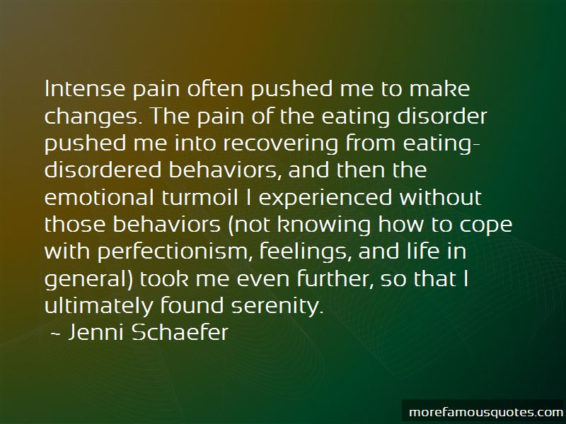 Quotes About Recovering From An Eating Disorder