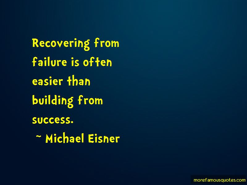 Quotes About Recovering From Failure