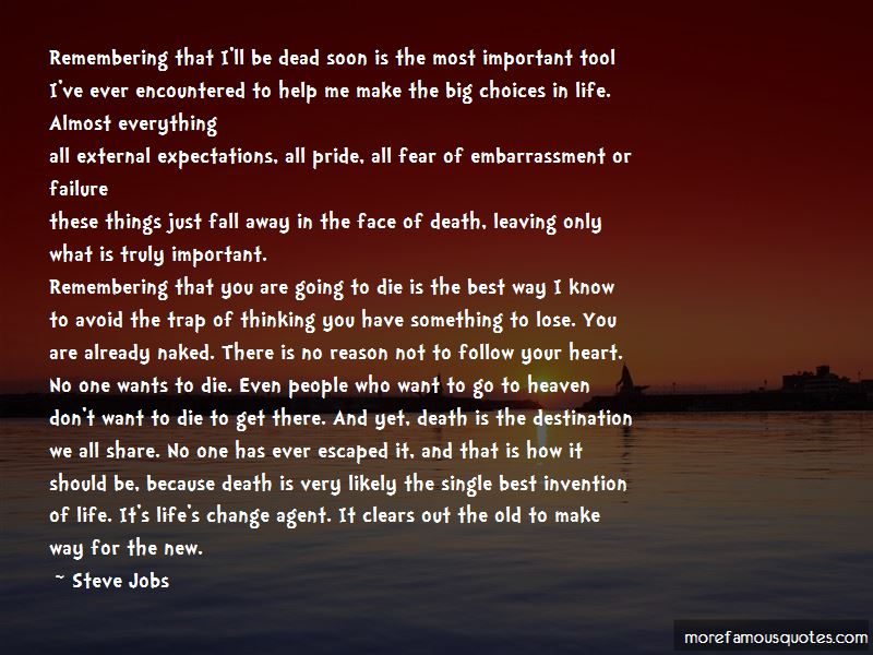 the importance of remembering and materialization in life