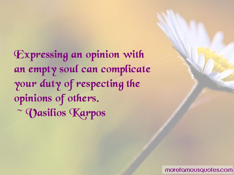 Respecting Opinions Quotes Pictures 4
