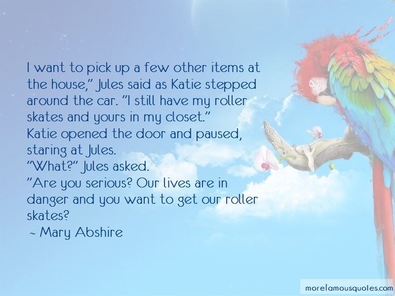 Quotes About Roller Skates