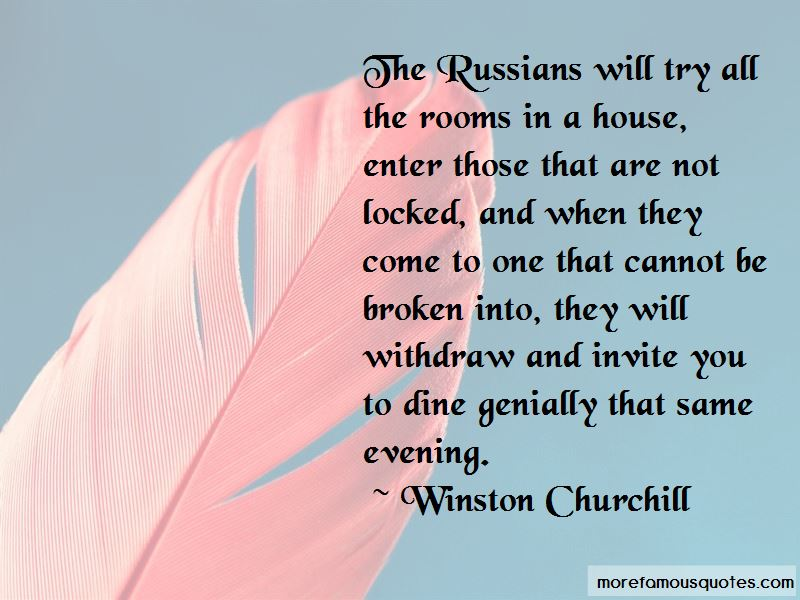 Quotes About Rooms In A House