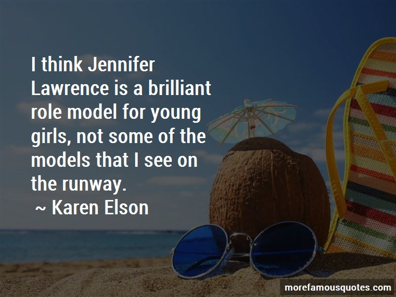 Runway Models Quotes Pictures 2