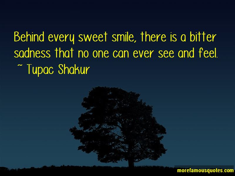 Sadness Behind Smile Quotes Pictures 2