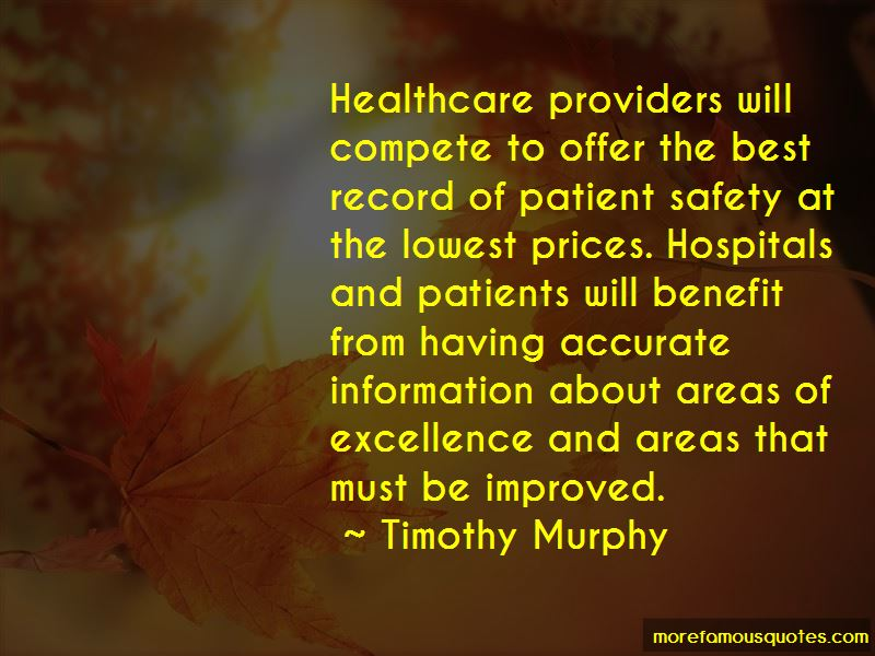 Safety In Healthcare Quotes Pictures 3