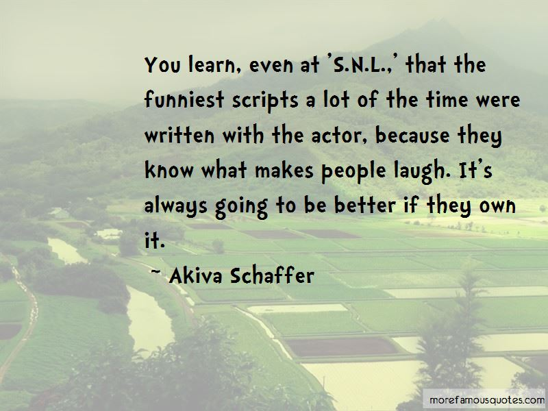 Quotes About Scripts
