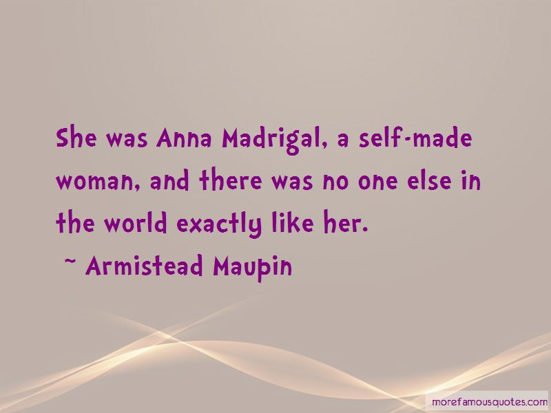 Quotes About Self Made Woman