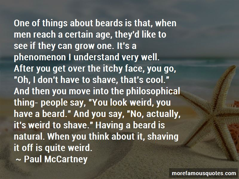 Shaving Beards Quotes Pictures 2