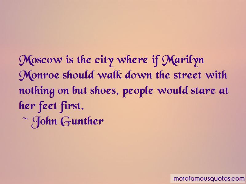 Quotes About Shoes Marilyn Monroe