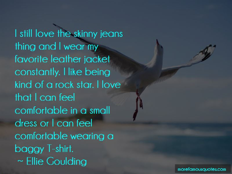Quotes About Skinny Jeans