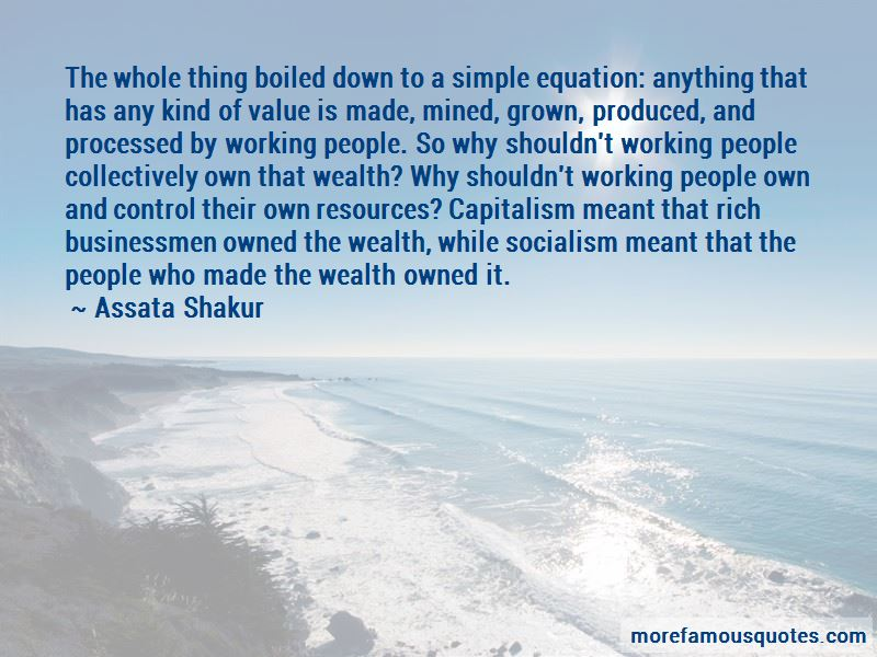 Quotes About Socialism Vs Capitalism
